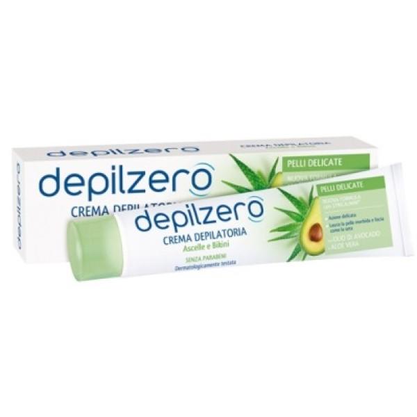 Depilzero Ascelle e Bikini Crema Depilatoria 75 ml