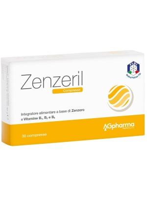 Zenzeril 30 Compresse - Integratore Antinausea