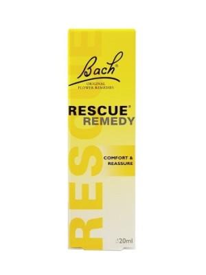 Natur Rescue Fiori di Bach Remedy Centro 20 ml