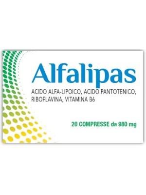 ALFALIPAS 20 Cpr