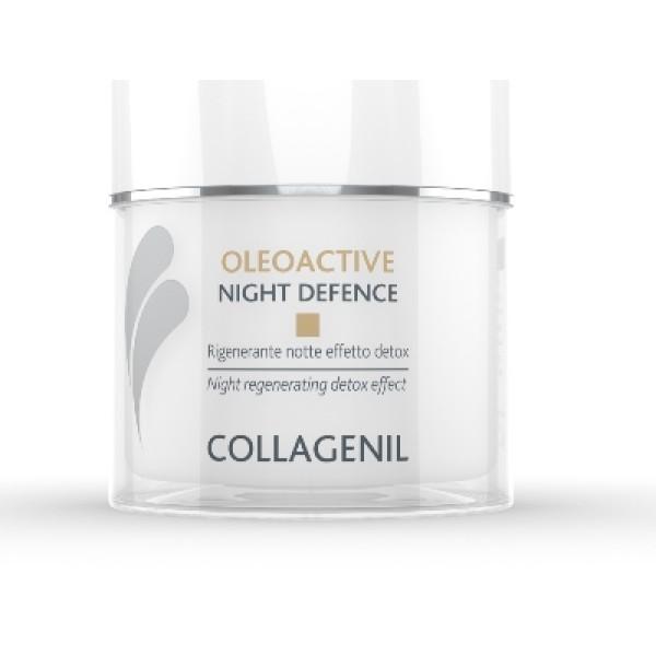 Collagenil Oleoactive Night Defence Crema Rigenerante Notte 50ml