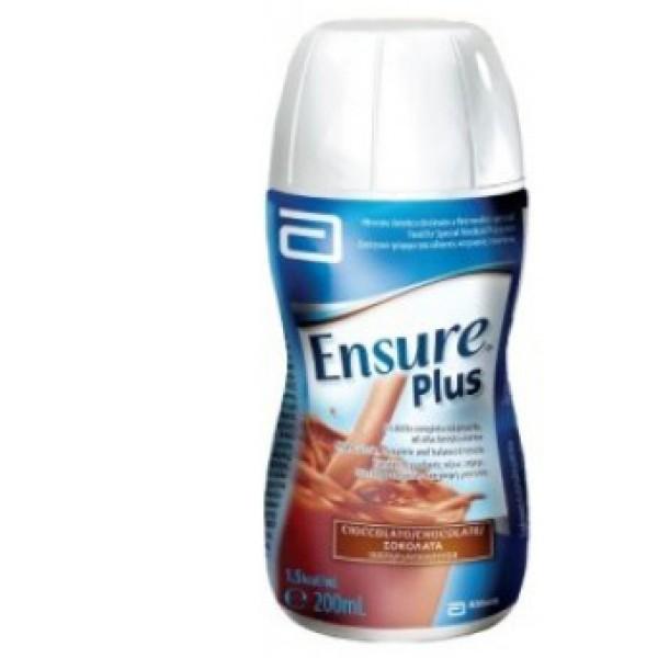 Ensure Plus Gusto Cioccolato 4 x 200 ml