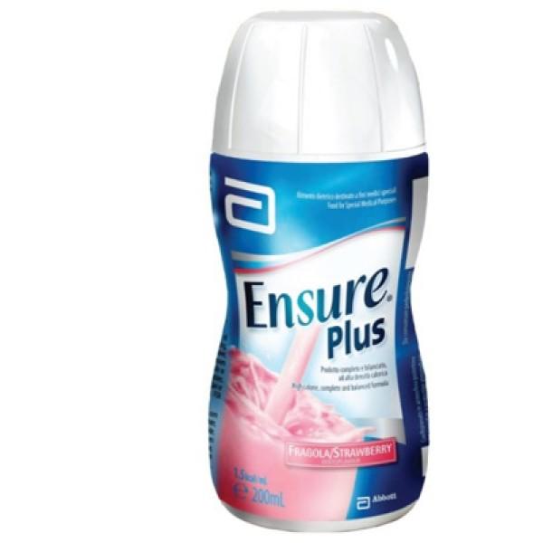 Ensure Plus Gusto Fragola 4 x 200 ml