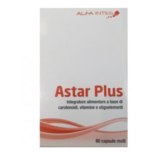 Astar Plus 60 Capsule - Integratore Alimentare