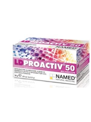 Named LD Proactiv 50 Integratore Alimentare 20 Compresse