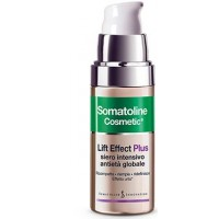 Somatoline Cosmetic Lift Effect PLUS Siero Intensivo antietà globale 30ml