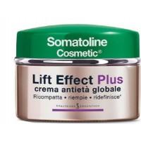 Somatoline Cosmetic Lift Effect Plus Crema Antieta' Globale Giorno Pelli Secche 50 ml