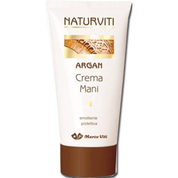 NaturViti Argan Crema Mani 75 ml