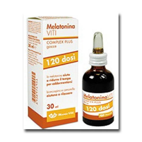 Melatonina Viti Complex Plus Gocce 30 ml