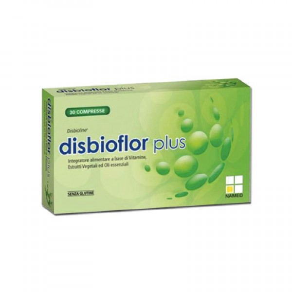 Named Disbioflor Plus Integratore Alimentare 30 Compresse