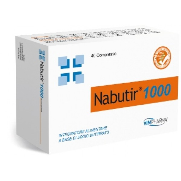 NABUTIR*1000 40 Cpr