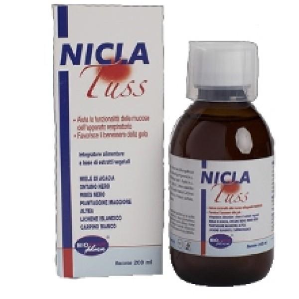 NICLATUSS Sciroppo 200ml
