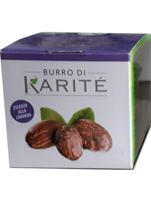 BURRO KARITE'Lavanda 100ml