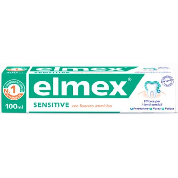 Elmex Sensitive Dentifricio Denti Sensibili 100 ml