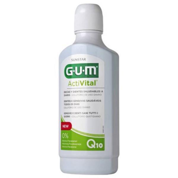 Gum Activital Collutorio Rinforza Denti e Gengive 500 ml