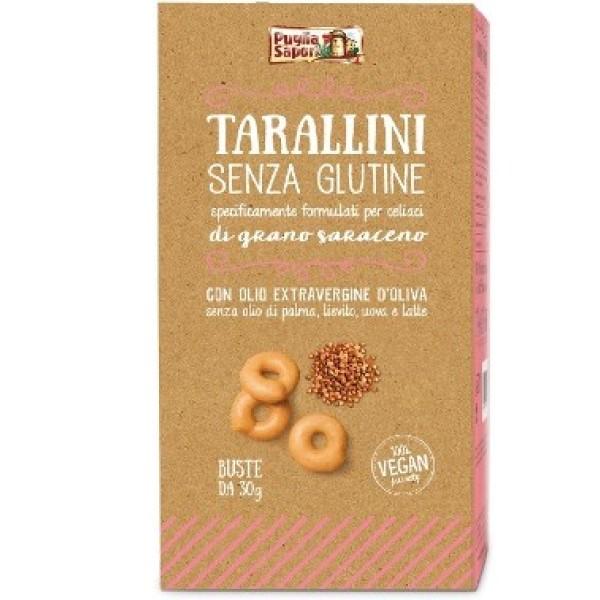 PUGLIA SAP.Tarallini Sarac180g