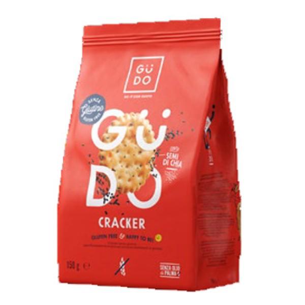 GUDO Crackers Chia 150g