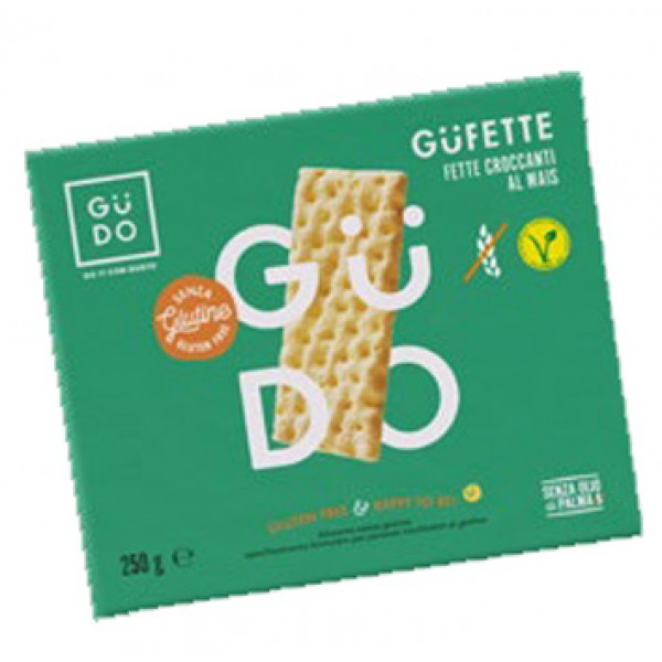 GUDO Fette Mais Gufette 250g