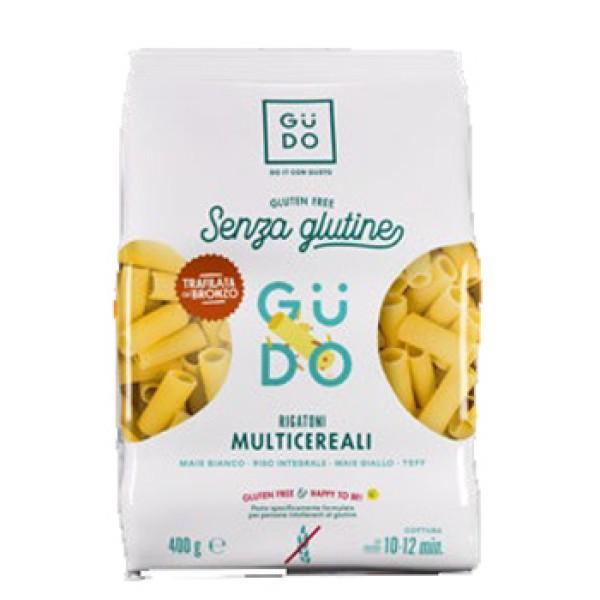 GUDO Pasta M/Cer.Rigatoni 400g