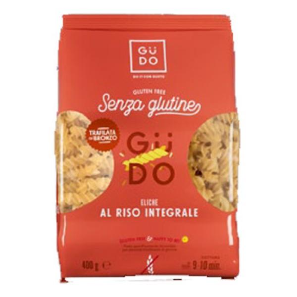 GUDO Pasta Riso Eliche 400g