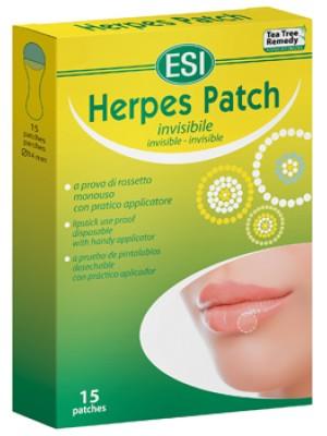 Esi Tea Tree Herpes Patch Mini Cerotti Invisibili 15 pezzi