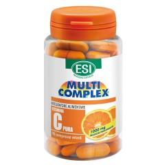 Esi Vitamina C Pura Retard Multicomplex Integratore Alimentare 90 Capsule