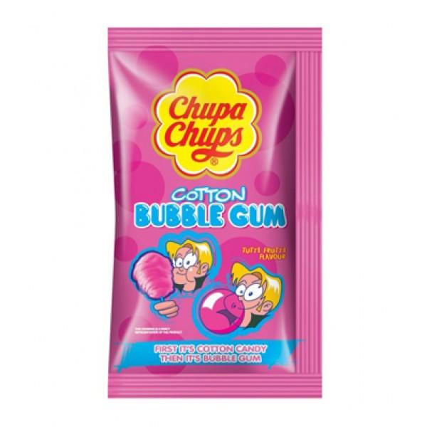 CHUPA CHUPS BUBBLE GUM 8PZ