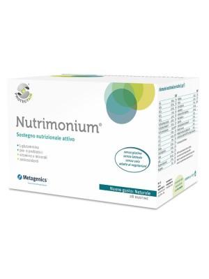 Nutrimonium Naturale 28 Bustine - Integratore Antiossidante