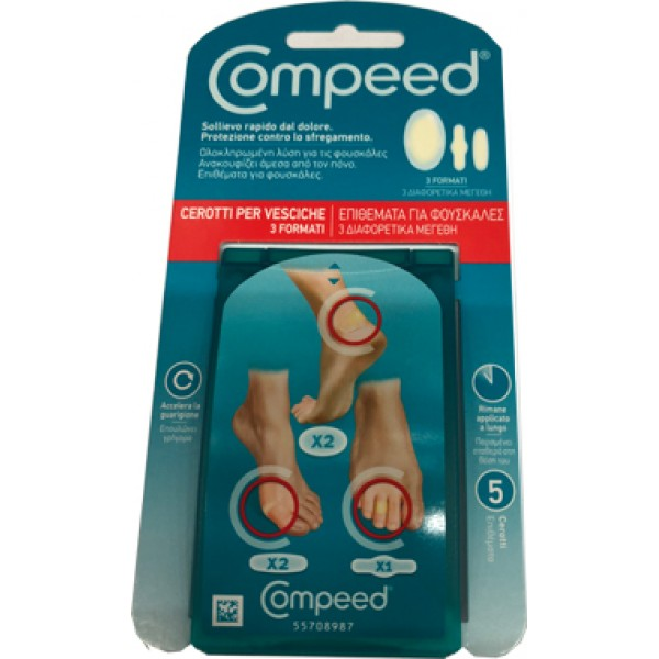 COMPEED CD VESCICHE PAC DPP MI