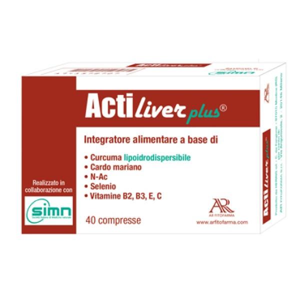 Activer Plus 40 Compresse - Integratore Antiossidante
