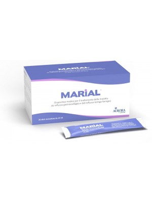 Marial per Reflusso Gastroesofageo 20 Oral Stick 15 ml