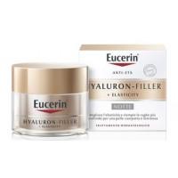 Eucerin Hyaluron-Filler + Elasticity Crema Notte 50ml
