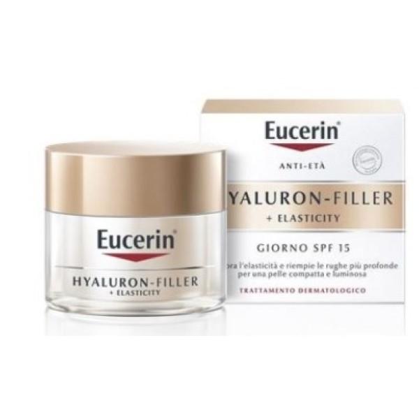 Eucerin Hyaluron-Filler + Elasticity Crema Giorno 50ml