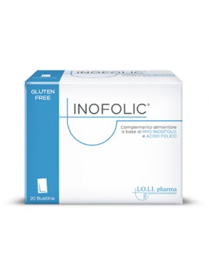 Inofolic 20 Bustine - Integratore di Acido Folico