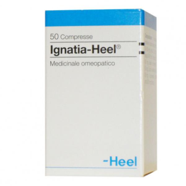 Guna Heel Ignatia Rimedio contro lo Stress 50 Compresse - Medicinale Omeopatico