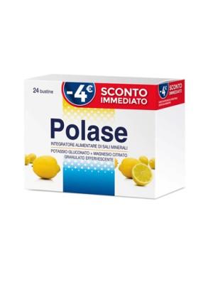 Polase 24 Buste Limone - Integratore Multivitaminico