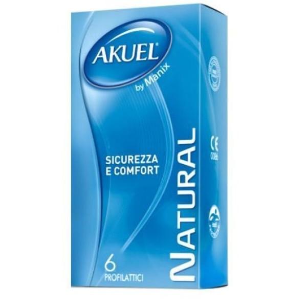 Akuel Play Natural 6 Profilattici