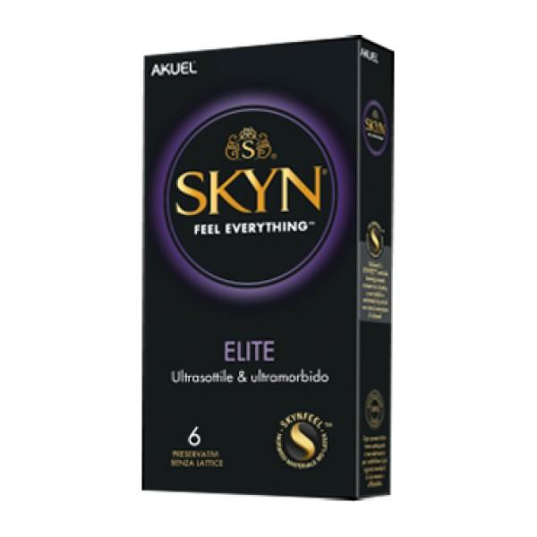 Akuel Skyn Elite 6 Profilattici Super Sottili e Super Morbidi