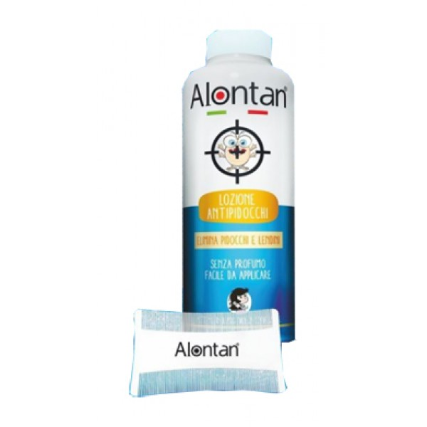 Alontan Spray Preventivo Pidocchi 100 ml