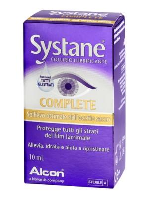 Systane Complete Collirio Lubrificante 10ml