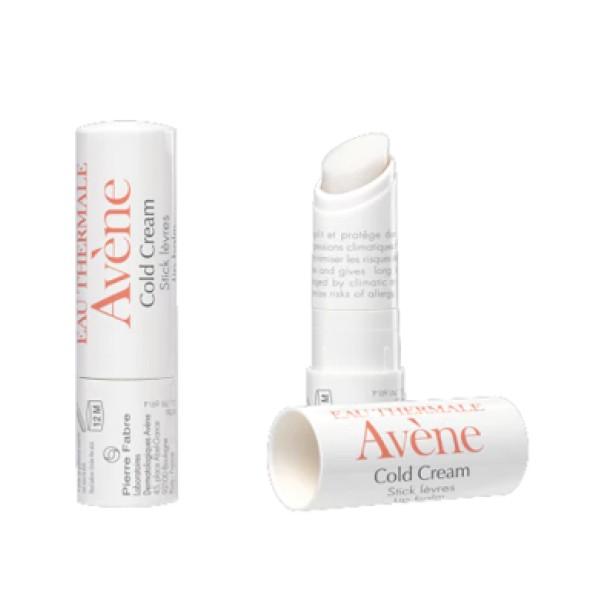 Avene Cold Cream Stick Labbra Idratante 4gr