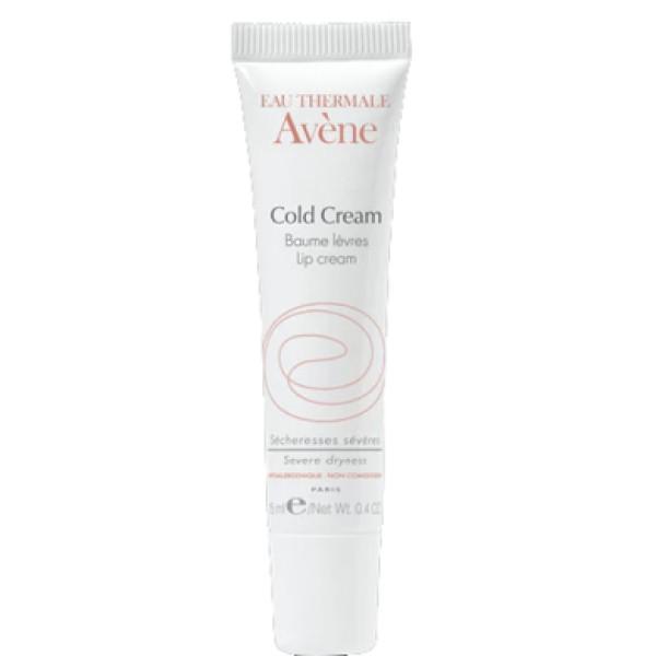 Avene Cold Cream Balsamo Labbra Idratante Vaso 10ml