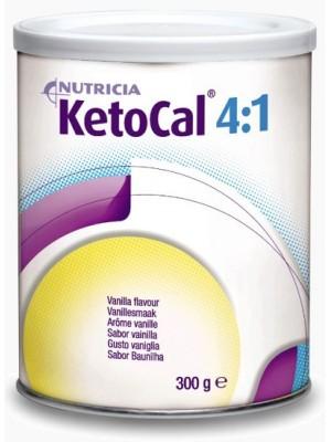 Ketocal 4:1 Polvere Vaniglia 300 grammi