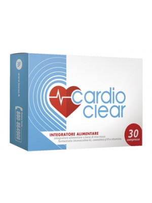 CARDIOCLEAR 30CPR