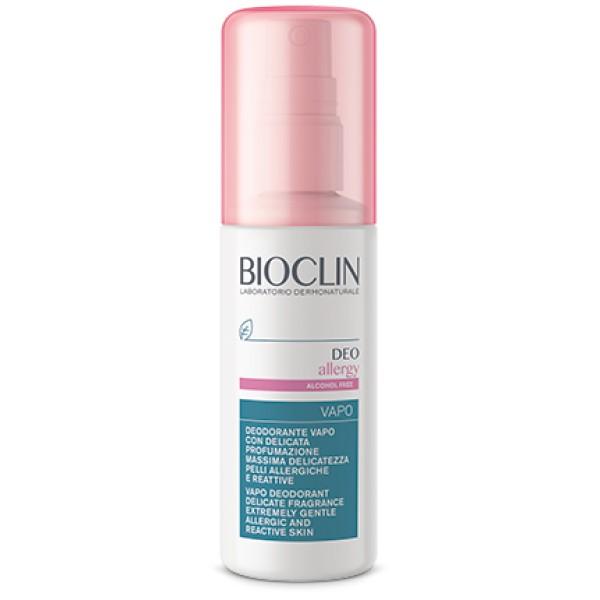 Bioclin Deo Allergy Vapo Pelle Allergica con Profumazione Delicata 100ml
