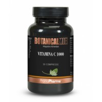Botanical Mix Vitamina C 1000 30 Compresse PromoPharma - Integratore Difese Immunitarie