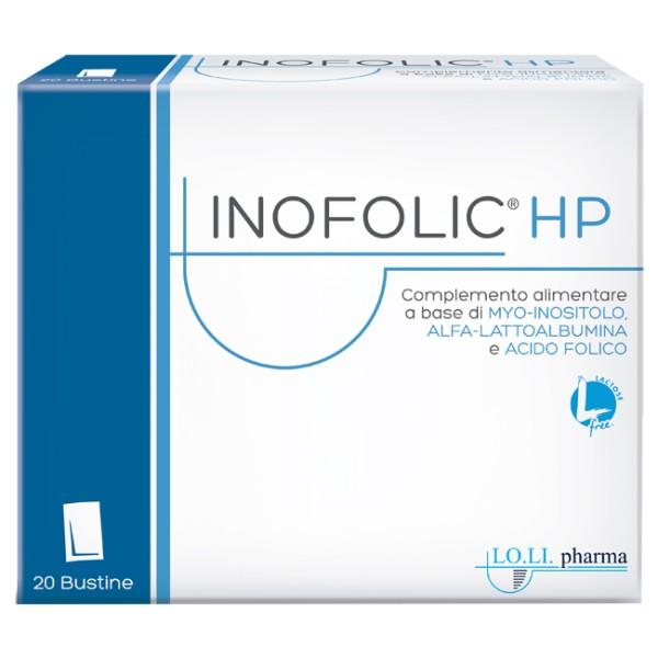 Inofolic HP 20 Bustine - Integratore di Myo-Inositolo