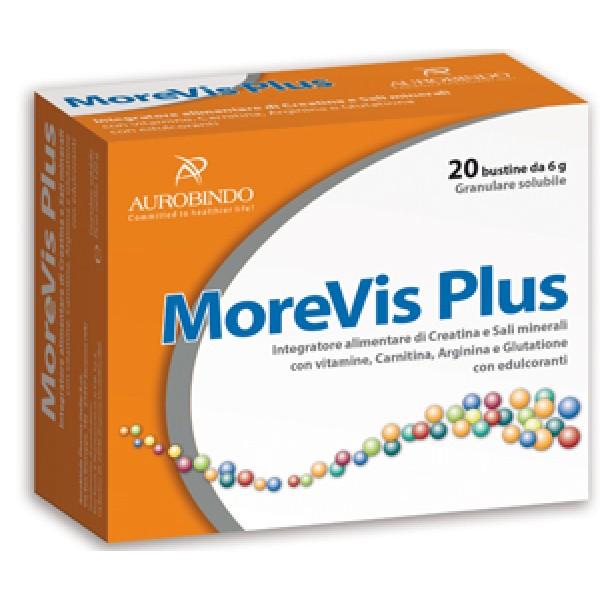 MOREVIS Plus 20 Bust.