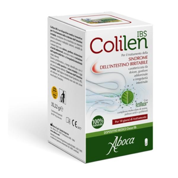 Aboca Colilen IBS 60 Opercoli - Integratore Sindrome Intestino Irritabile