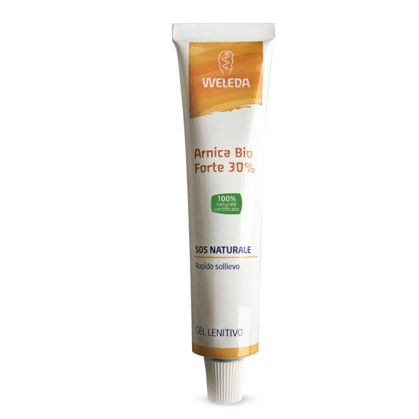 Weleda Arnica Bio Forte 30% Gel Lenitivo Naturale 25 grammi